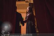 Anna Netrebko - Staatsoper - Fr 10.04.2015 - Anna NETREBKO (B�hnenfoto, bei Schlussapplaus Backstage)2