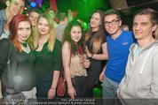 Freaky Friday - Melkerkeller - Fr 10.04.2015 - 9