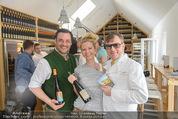 Opening - WeinBlick Feuersbrunn - Sa 11.04.2015 - Toni M�RWALD2