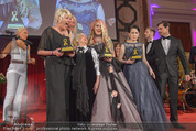Dancer against Cancer - Hofburg - Sa 11.04.2015 - Preistr�gerinnen, Sieger, Awardgewinner147