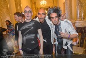 Dancer against Cancer - Hofburg - Sa 11.04.2015 - Gary HOWARD, Cyril RADLHER, Josef WINKLER185