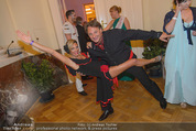 Dancer against Cancer - Hofburg - Sa 11.04.2015 - Heinz HANNER, Verena PFL�GER188