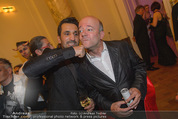Dancer against Cancer - Hofburg - Sa 11.04.2015 - Fadi MERZA, Andy LEE LANG212