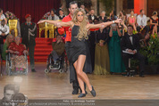Dancer against Cancer - Hofburg - Sa 11.04.2015 - Yvonne RUEFF, Martin OBERHAUSER221