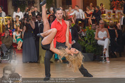 Dancer against Cancer - Hofburg - Sa 11.04.2015 - Yvonne RUEFF, Martin OBERHAUSER222