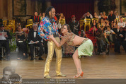 Dancer against Cancer - Hofburg - Sa 11.04.2015 - Greg BANNIS, Amina WELT263