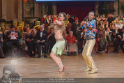 Dancer against Cancer - Hofburg - Sa 11.04.2015 - Greg BANNIS, Amina WELT269