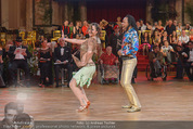 Dancer against Cancer - Hofburg - Sa 11.04.2015 - Greg BANNIS, Amina WELT270