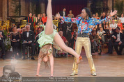 Dancer against Cancer - Hofburg - Sa 11.04.2015 - Greg BANNIS, Amina WELT271