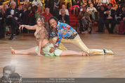 Dancer against Cancer - Hofburg - Sa 11.04.2015 - Greg BANNIS, Amina WELT273