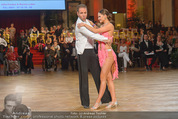 Dancer against Cancer - Hofburg - Sa 11.04.2015 - Ronny LEBER, Julia FURDEA274