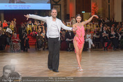 Dancer against Cancer - Hofburg - Sa 11.04.2015 - Ronny LEBER, Julia FURDEA275
