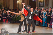 Dancer against Cancer - Hofburg - Sa 11.04.2015 - Andy LEE LANG, Yvonne RUEFF287