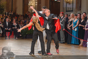 Dancer against Cancer - Hofburg - Sa 11.04.2015 - Andy LEE LANG, Yvonne RUEFF288