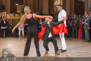 Dancer against Cancer - Hofburg - Sa 11.04.2015 - Andy LEE LANG, Yvonne RUEFF289