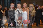 Dancer against Cancer - Hofburg - Sa 11.04.2015 - Yvonne RUEFF, Julian F M ST�CKEL, Natascha Cheyenne OCHSENKNECH30