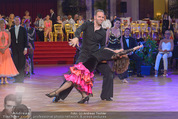 Dancer against Cancer - Hofburg - Sa 11.04.2015 - Ronny LEBER, Sissy KNABL308