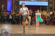 Dancer against Cancer - Hofburg - Sa 11.04.2015 - Philipp KNEFZ321