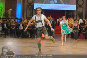 Dancer against Cancer - Hofburg - Sa 11.04.2015 - Philipp KNEFZ322
