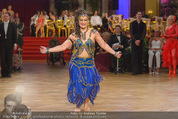 Dancer against Cancer - Hofburg - Sa 11.04.2015 - Atousa MASTAN323