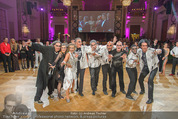 Dancer against Cancer - Hofburg - Sa 11.04.2015 - Gruppenfoto Geister350