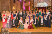 Dancer against Cancer - Hofburg - Sa 11.04.2015 - Gruppenfoto, Teamfoto383
