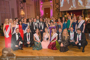 Dancer against Cancer - Hofburg - Sa 11.04.2015 - Gruppenfoto, Teamfoto384