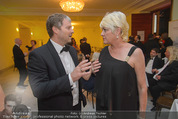 Dancer against Cancer - Hofburg - Sa 11.04.2015 - Manfed BAUMANN, Ruth MCCARTNEY63