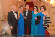 Dancer against Cancer - Hofburg - Sa 11.04.2015 - Atousa MASTAN mit Familie98
