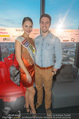 Miss Vienna Wahl 2015 - ThirtyFive Twin Towers - Di 14.04.2015 - Julia FURDEA mit Freund Christian22