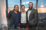 Miss Vienna Wahl 2015 - ThirtyFive Twin Towers - Di 14.04.2015 - Christian STURMAYR, Andy MORAVEC, HC Hans Christian HAAS31