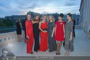 Fundraising Dinner - Albertina - Do 16.04.2015 - 105