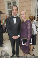 Fundraising Dinner - Albertina - Do 16.04.2015 - Christian KERN (�BB) mit Ehefrau Evelyn STEINBERGER-KERN11