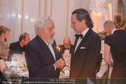 Fundraising Dinner - Albertina - Do 16.04.2015 - Arnulf RAINER, Christian RAINER123