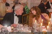 Fundraising Dinner - Albertina - Do 16.04.2015 - Helmuth LOHNER, Angelika ROSAM126