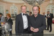 Fundraising Dinner - Albertina - Do 16.04.2015 - Klaus Albrecht SCHR�DER, Robert MENASSE13