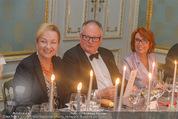 Fundraising Dinner - Albertina - Do 16.04.2015 - Maria FEKTER, Christian KONRAD, Inge KLINGOHR133