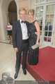 Fundraising Dinner - Albertina - Do 16.04.2015 - Klaus Albrecht SCHR�DER, Nina (LERCHNER)17