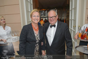 Fundraising Dinner - Albertina - Do 16.04.2015 - Christian KONRAD, Maria FEKTER24