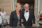 Fundraising Dinner - Albertina - Do 16.04.2015 - Christian KONRAD, Maria FEKTER25