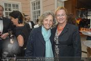 Fundraising Dinner - Albertina - Do 16.04.2015 - Inge UNZEITIG, Maria FEKTER26