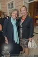 Fundraising Dinner - Albertina - Do 16.04.2015 - Inge UNZEITIG, Maria FEKTER27