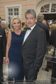 Fundraising Dinner - Albertina - Do 16.04.2015 - Wolfgang HESOUN mit Ehefrau Brigitte37
