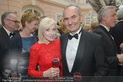 Fundraising Dinner - Albertina - Do 16.04.2015 - Johann und Erna MARIHART43