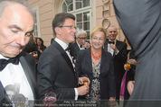 Fundraising Dinner - Albertina - Do 16.04.2015 - Georg G�RTLER, Maria FEKTER45