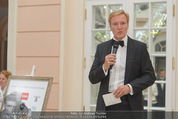Fundraising Dinner - Albertina - Do 16.04.2015 - Klaus Albrecht SCHR�DER51