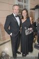 Fundraising Dinner - Albertina - Do 16.04.2015 - Hannes AMETSREITER mit Ehefrau Marie H�l�ne MAGENSCHAB55