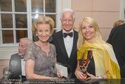 Fundraising Dinner - Albertina - Do 16.04.2015 - Elisabeth G�RTLER, Uschi FELLNER-P�TTLER61