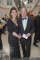 Fundraising Dinner - Albertina - Do 16.04.2015 - Richard GRASL mit Ehefrau63