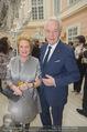 Fundraising Dinner - Albertina - Do 16.04.2015 - Harald und Ingeborg SERAFIN7